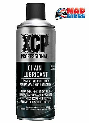 XCP Chain Lube : Premium Processional Quality Motorcycle Chain Lube 400ml