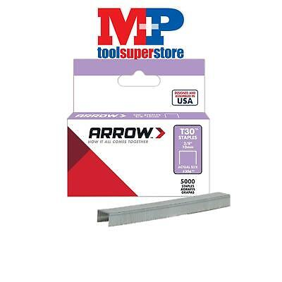 Arrow 306IP T30 Staples 306IP 10mm (3/8in) Box 5000