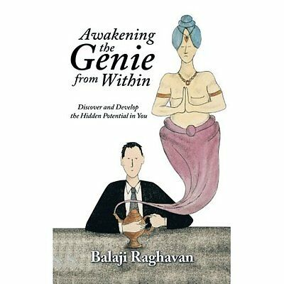 Awakening the Genie from Within: Discover and Develop t - Paperback NEW Balaji R