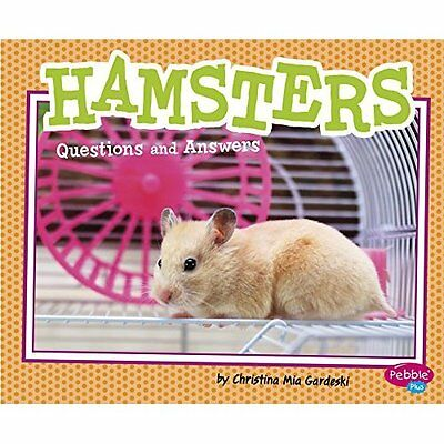 Hamsters: Questions and Answers (Pet Questions and Answ - Paperback NEW Christin