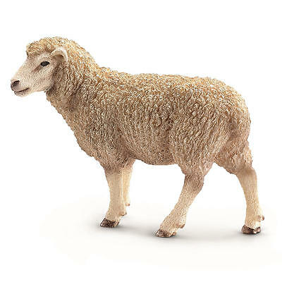 Schleich Sheep Figurine