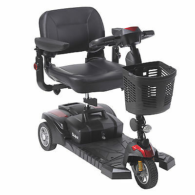 NEW Scout DST 3 Wheel Travel Scooter  Full Suspension SCOUTDST3 Drive Medical