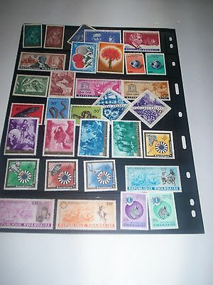 Rwanda Fantastic Lot of Stamps Removed from Albums RWA04Jan ~ 2 Photos