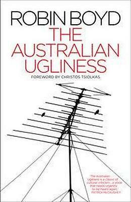 NEW The Australian Ugliness By Robin Boyd Paperback Free Shipping