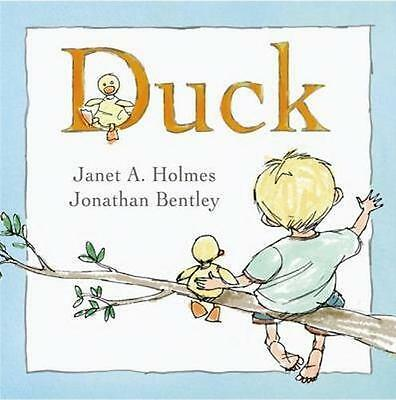 NEW Duck By Janet A. Holmes Board Book Free Shipping
