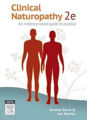 NEW Clinical Naturopathy By Dr. Jerome Sarris Paperback Free Shipping