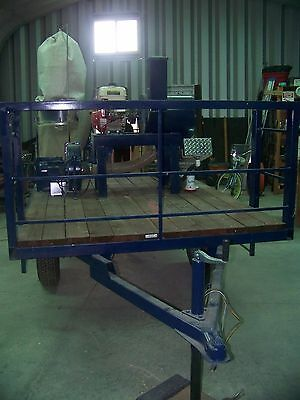 Complete Gold Mining Equipment Trailer.with Rock Crusher, Dust Recovery System