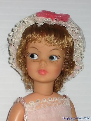Vintage Ideal Pepper Doll Wearing Bed Time Tammy's Little Sister