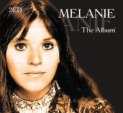 Melanie-The Album-Cd (2) Blackline New