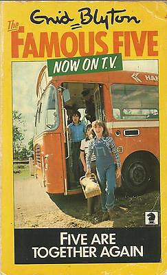 The Famous Five #21 - Five Are Together Again by Enid Blyton - Paperback - S/Han