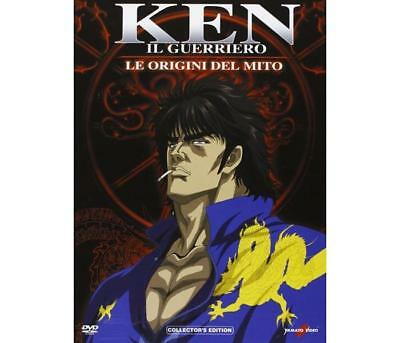 Film DVD YAMATO VIDEO - Ken Il Guerriero - Le Origini Del Mito (5 Dvd)