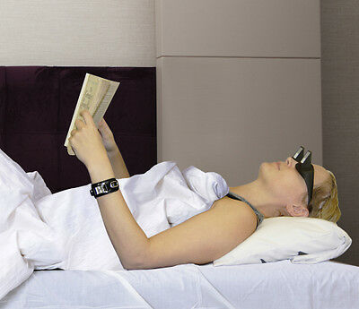 Lazy Reader Glasses Read at 90 Degree Angle - Gift Gadget for Book Lover