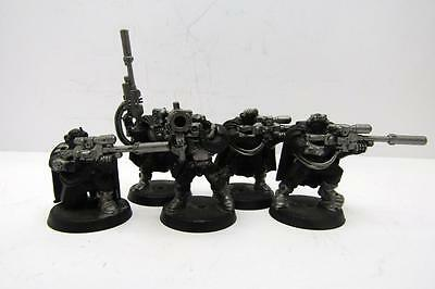 Warhammer 40k Space Marines Space Marine Scout Sniper Squad (w5403)