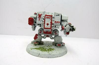 Warhammer 40k Space Marines White Scars Dreadnought (w5407)