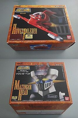 PX-01 PX-01X PACK! MAZINGER Z HEAD and HOVERPILEDER BANDAI SOUL OF POPYNICA