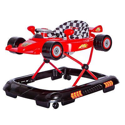 Dream On Me Victory Lane Activity Walker - Red