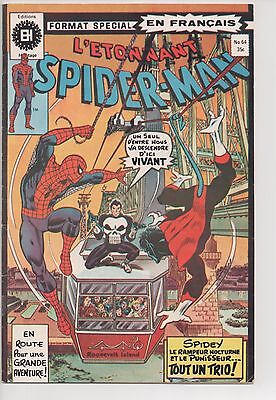 SPIDER-MAN #64 french comic français EDITIONS HERITAGE