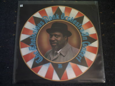 The Thelonious Monk Orchestra-In Concert Uk Lp