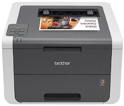 Brother HL-3140CW Colour Laser Printer 19ppm Duplex 250 Sheet Tray Wireless USB