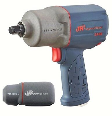 Ingersoll-Rand #2235TiMAX: Best in Class 1/2in Impact Wrench. NOW w/ FREE Boot!