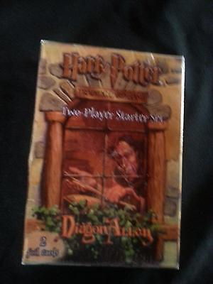 Harry Potter 2 Player Trading Card  Game Starter Set Diagon Alley Sealed