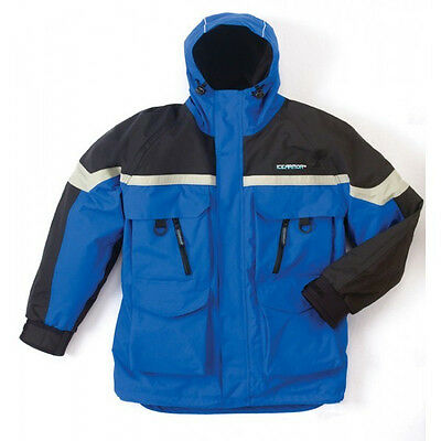 **new Clam Ice Armor Edge Cold Weather Parka Blue 2Xl 9671