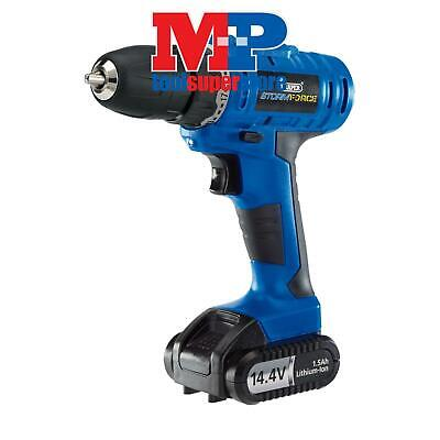 Draper 14598 Storm Force® Cordless Hammer Drill with Li-ion Battery (14.4V)