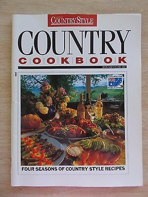 Australian Country Style~Country Cookbook~Recipes~112pp P/B~