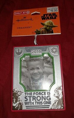 Hallmark 2018 Star Wars The Force Is Strong Tree Skirt With Light