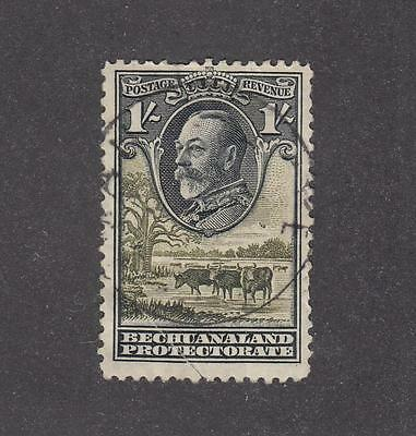 Bechuanaland Protectorate # 110-111 Kgv Issues Cat Value $15+