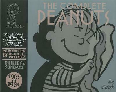 The Complete Peanuts 1963 to 1964 by Charles M. Schulz (English) Hardcover Book