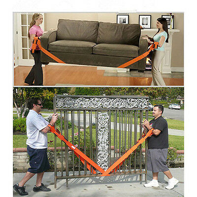 NEW Assist in moving belt Lift Aid Tool Heavy Furniture Appliances save labour