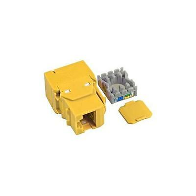 GA3397 SKFYW Tuk Module, Keystone, Cat 6, Yellow