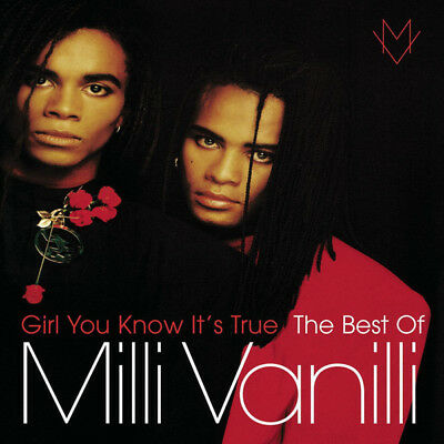 Milli Vanilli - Girl You Know It's True - The Best Of Milli Vanill New CD