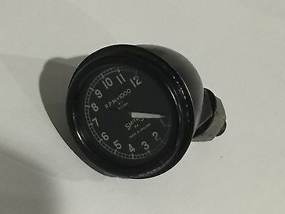 Smiths Chronometric Tachometer Rev Counter Racing Nos Streamline Norton