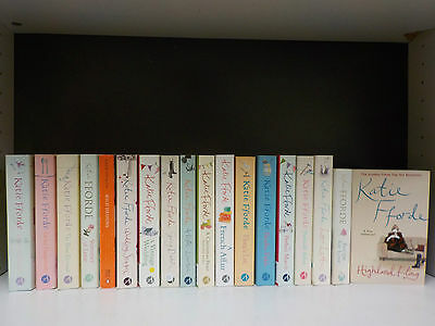 Katie Fforde - 18 Books Collection! (ID:43772)