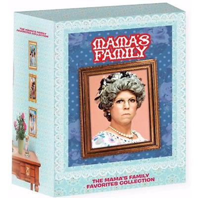 Mama's Family: 1980s TV Series Mama's Favorites Collection Box / DVD Set NEW!