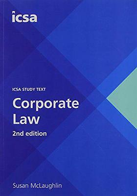 Corporate Law 2e, Mclaughlin, Susan | Paperback Book | 9781860725777 | NEW