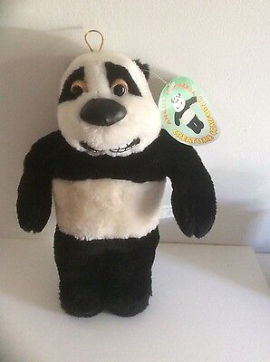 Creature Comforts.angus . Soft Toy Panda.with Tags.