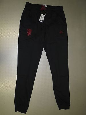 Tracksuit bottoms Manchester United 15/16 Orig adidas Gr XS-XXL SF sweat pant