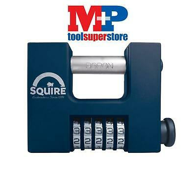 Henry Squire CBW85 CBW85 Hi-Security Shutter Combination Padlock 83mm