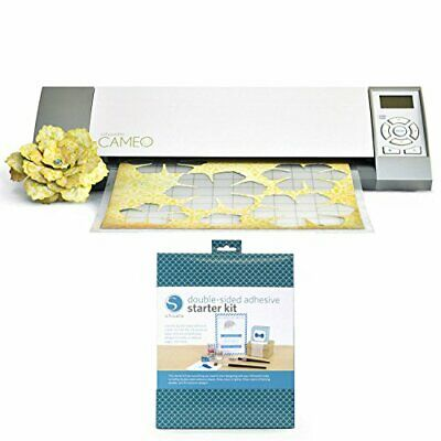 New Silhouette Cameo Electronic Cutting Tool with Adhesive Starter Kit