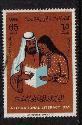 United Arab Emirates 1974 Used As Seen Mnh Trucial State Uae