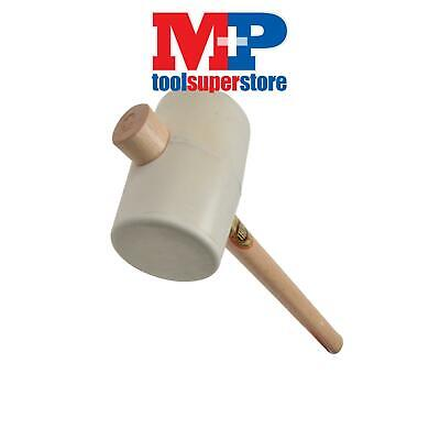 Thor 957W 957W White Rubber Mallet 90mm 1450g