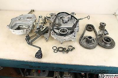 1999 99 Yamaha V Max 600 Dx Deluxe Triple Chain Case with Gears Reverse Shifter