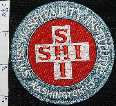 Connecticut, Washington, Swiss Hospitality Institute Patch