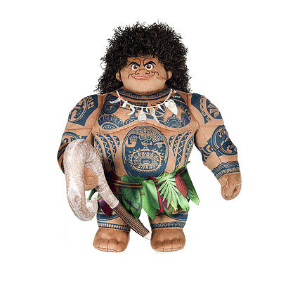 Disney Moana Small Plush Maui Soft Toy  *BRAND NEW*