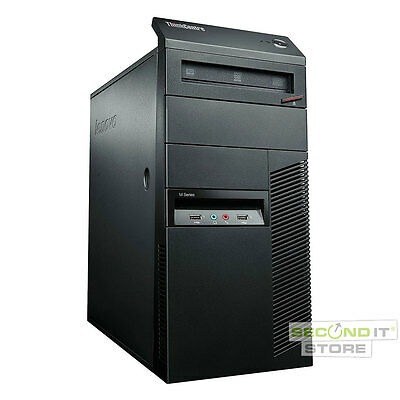 Lenovo ThinkCentre M90p MT PC Intel Core i5 2x 3,2 GHz 4 GB RAM 160 GB HDD Win7