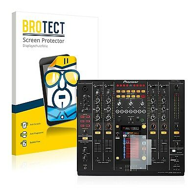 2x BROTECT Screen Protector for Pioneer DJM 2000 Nexus Protection Film
