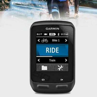Garmin Edge 510 GPS Cycle Computer Performance Bundle